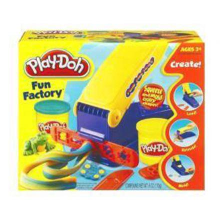 פליידו מפעל הכיף (גילאים +3) Small World Toys