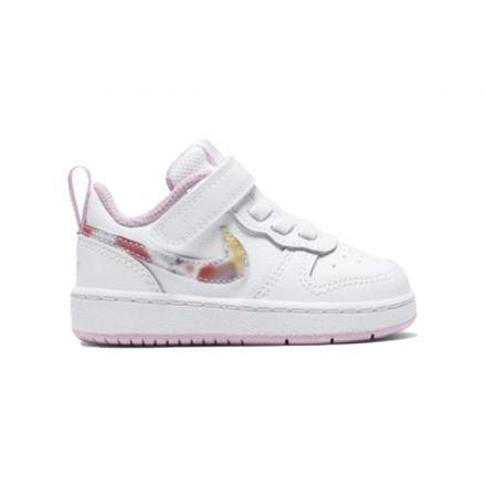 נעלי NIKE COURT BOROUGH LOW לילדות