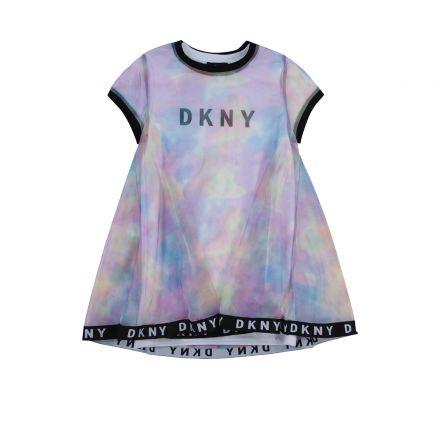 שמלת DKNY רשת לילדות