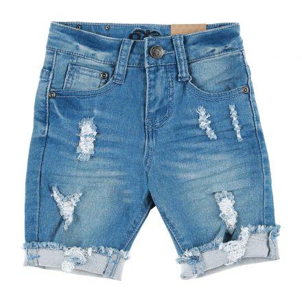 מכנסי ORO לילדים ברמודה ג'ינס