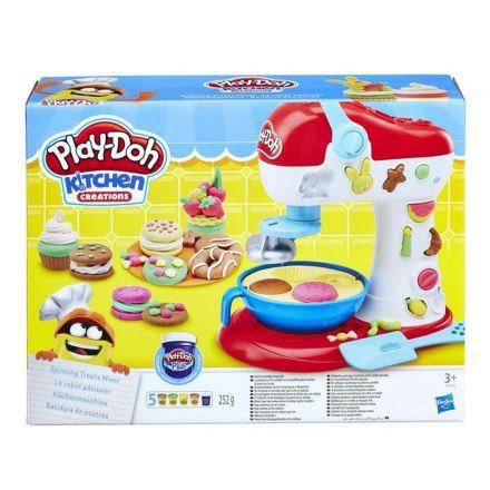 פליידו אומנות המטבח מיקסר (גילאים +3) Small World Toys