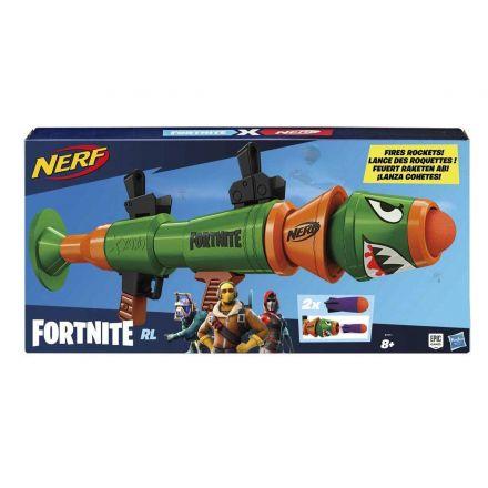 נרף פורטנייט יורה רקטות קצף גדולות (גילאים 8+)