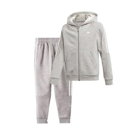 חליפת ADIDAS לילדים אפור