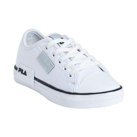 נעלי סניקרס FILA לילדות תבליטי לוגו
