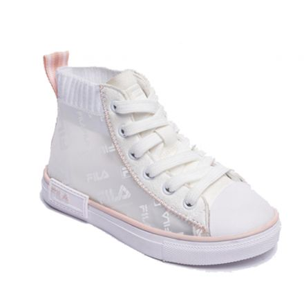 נעלי FILA לילדות שקוף גבוה