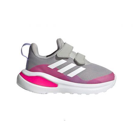נעלי ADIDAS FortaRun סקוץ' כפול לילדות