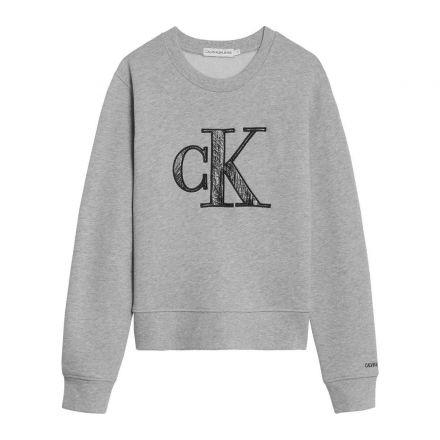 סריג CK MONOGRAM לילדות