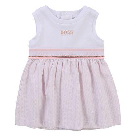 שמלת BOSS לתינוקות
