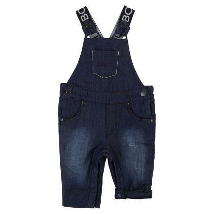 אוברול BOSS לתינוקות ג'ינס