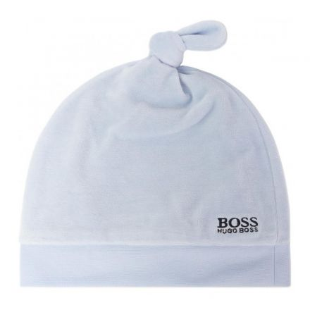 כובע BOSS לתינוקות קטיפה