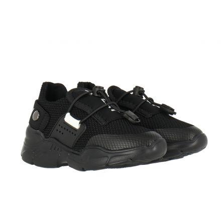 נעלי REPLAY JEX עם שרוך אלסטי ומעצור לילדים