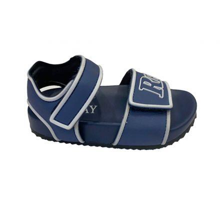 סנדלי REPLAY BLUE ROYAL גומי לילדים