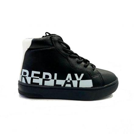 נעלי REPLAY גבוהות לילדים
