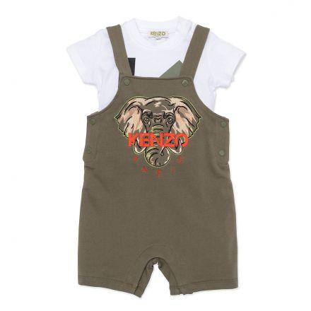 אוברול KENZO לתינוקות