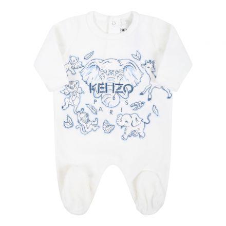 אוברול KENZO לוגו  לתינוקות