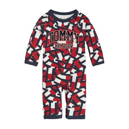אוברול TOMMY BABY FLAG לתינוקות