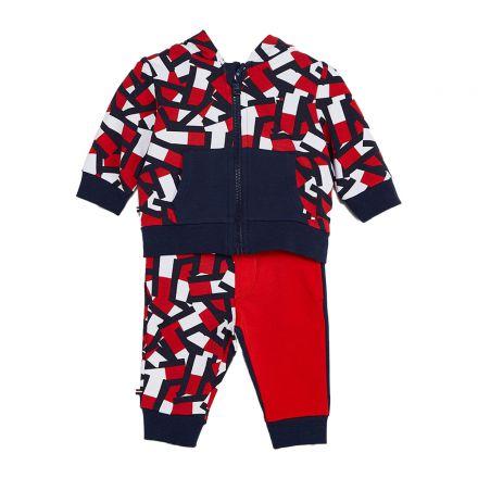 חליפת קפוצ'ון TOMMY FLAG לתינוקות