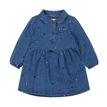 שמלת TOMMY DENIM לתינוקות