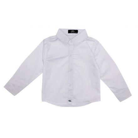 חולצת ORO לילדים מכופתרת צווארון רגיל