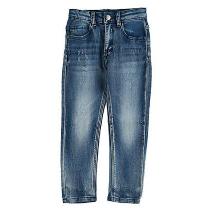 ג'ינס ORO לילדים כחול בהיר