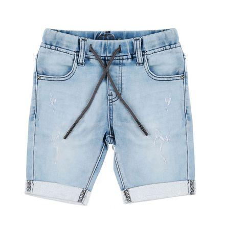 מכנס ORO לילדים ברמודה ג'ינס