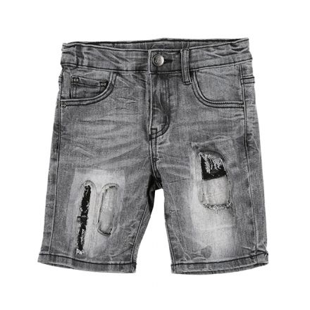 מכנס ORO לתינוקות ברמודה ג'ינס