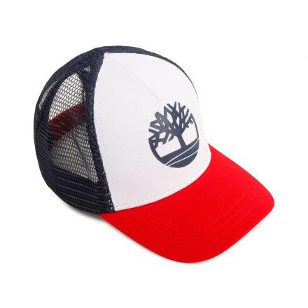כובע מצחייה TIMBERLAND לוגו מקדימה לתינוקות