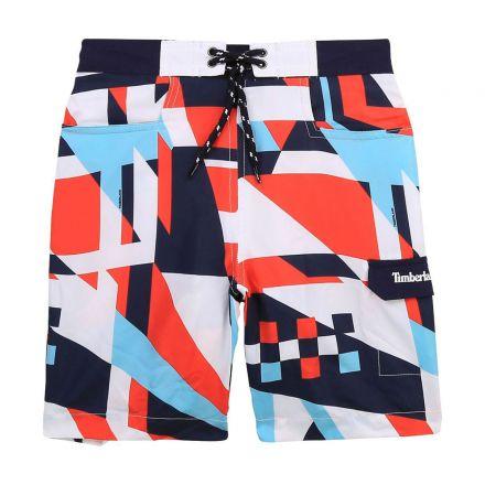 מכנס בגד ים TIMBERLAND צבעוני לילדים