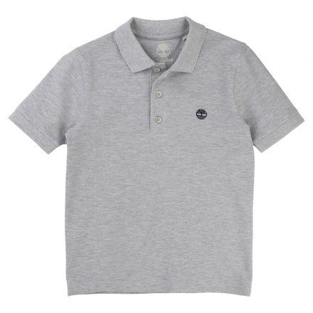 חולצת TIMBERLAND לילדים צווארון