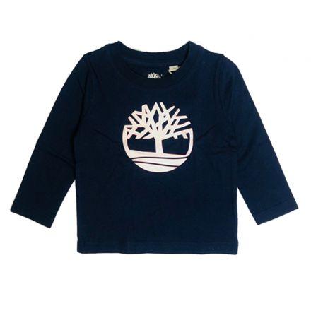 חולצת TIMBERLAND לילדים סמל ענק