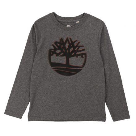 חולצת TIMBERLAND לילדים אפור
