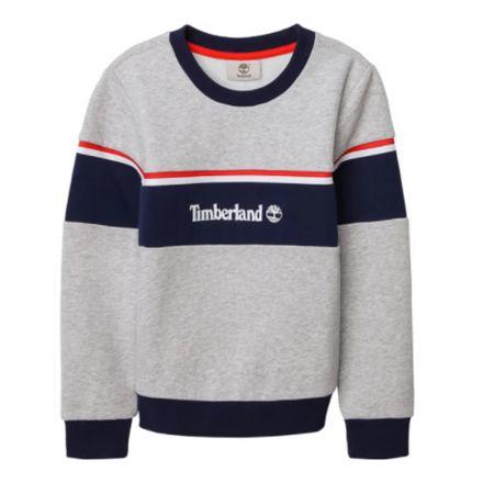 חולצת פוטר TIMBERLAND לילדים