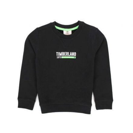 חולצת TIMBERLAND לוגו פס לילדים