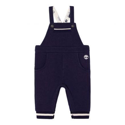 אוברול TIMBERLAND לוגו בצד לתינוקות