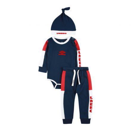 חליפת UMBRO INTERLOCK לתינוקות