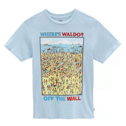 חולצת VANS לילדים