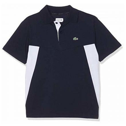 חולצת LACOSTE לילדים צווארון