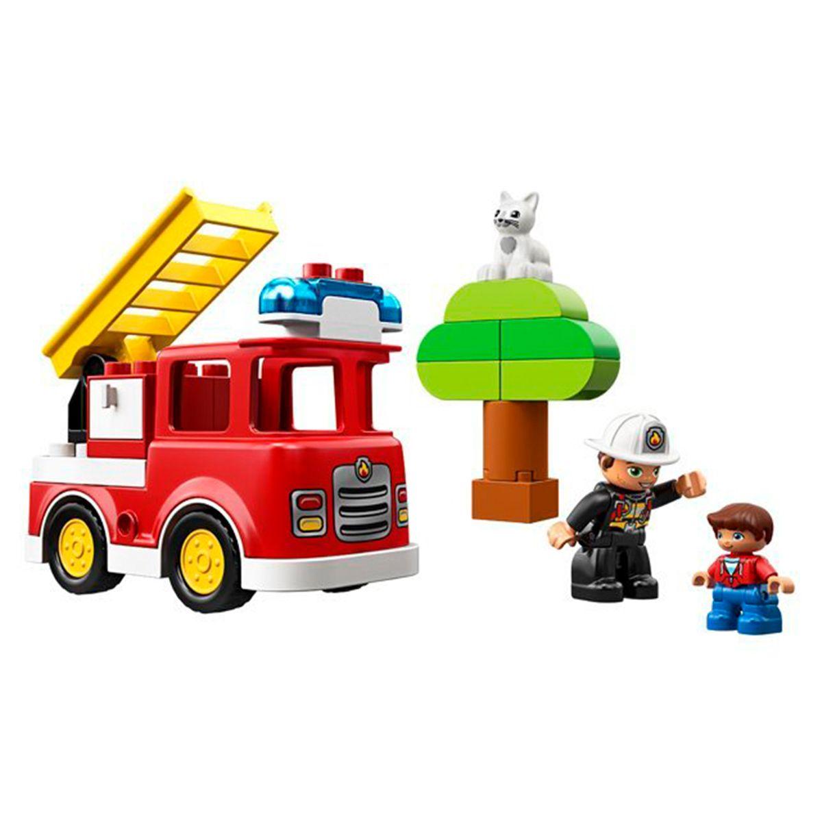 משאית כיבוי אש (גילאים 2+)
