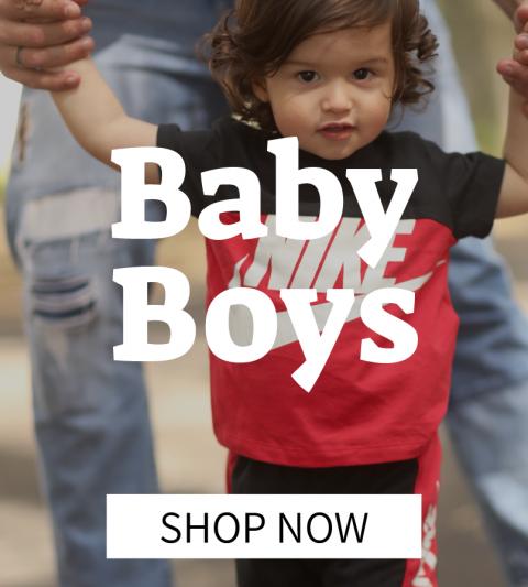מותגים לתינוקות בנים